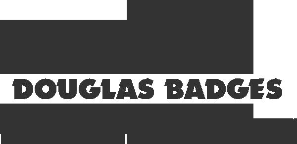 FREE Call Douglas Badges & Keyrings 1800 633 091