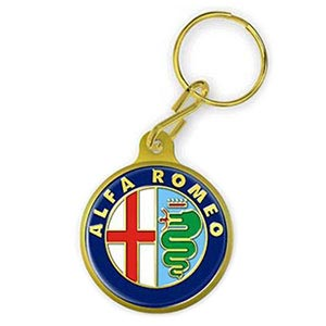 Key Ring Alfa Romeo