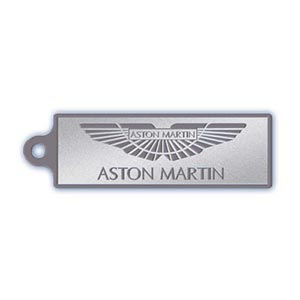 Aston Martin - 2 Tone Nickel