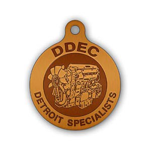DDEC - Antique Copper
