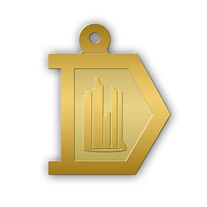 Desmain - 2 Tone Gold