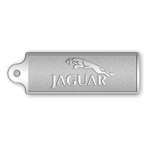 Jaguar - 2 Tone Nickel